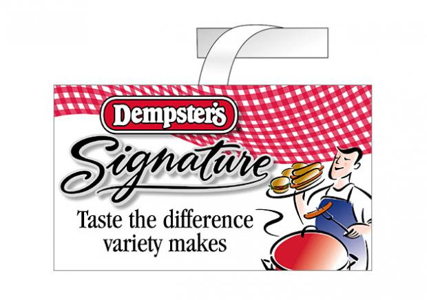 Signature Dangler