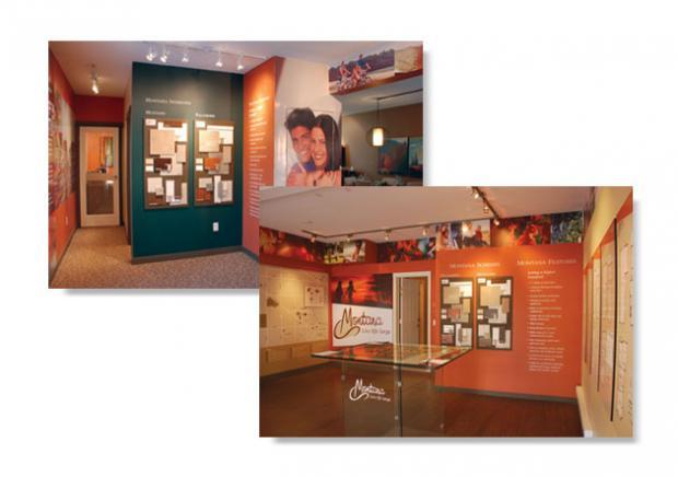 Interior Presentation Centre